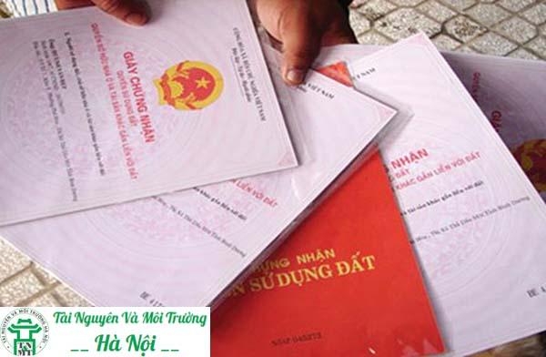 Dịch vụ đính chính sổ đỏ tại Hà Nội Giá Rẻ
