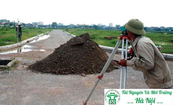 dịch vụ đo đạc tại Hà Nội