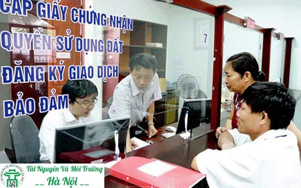 Dịch vụ làm sổ đỏ tại Hà Nội trọn gói