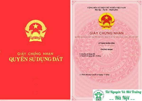Liên Hệ Dịch vụ làm sổ đỏ tại Hà Nội trọn gói