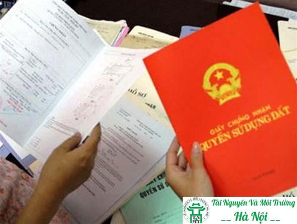 dịch vụ cấp mới sổ đỏ tại Hà Nộ Uy Tín Nhất
