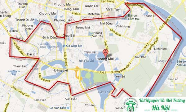 dịch vụ đo đạc quận Hoàng Mai