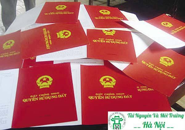 Dịch Vụ Làm Sổ Đỏ Tại Hà Nội Nhanh Nhất Và Chất Lượng Nhất