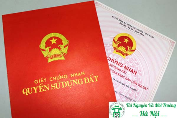 dịch vụ làm sổ đỏ tại Hà Nội
