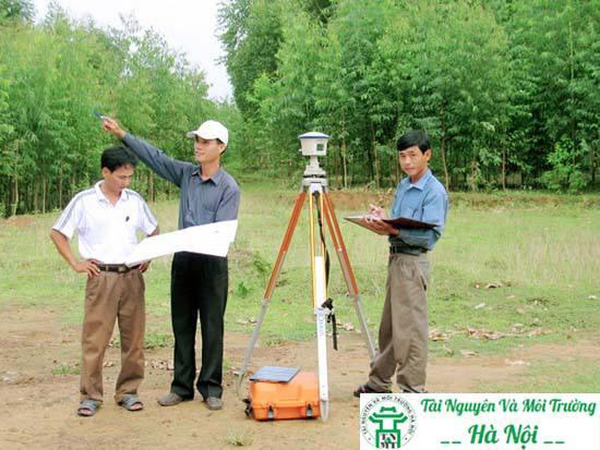 Dịch vụ đo đạc của công ty Tài Nguyên và Môi Trường