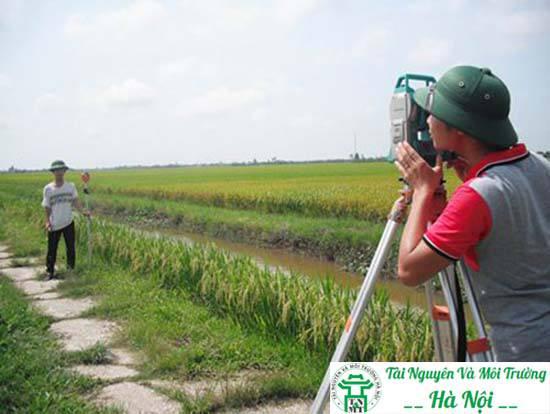 dịch vụ đo đạc quận Long Biên uy tín