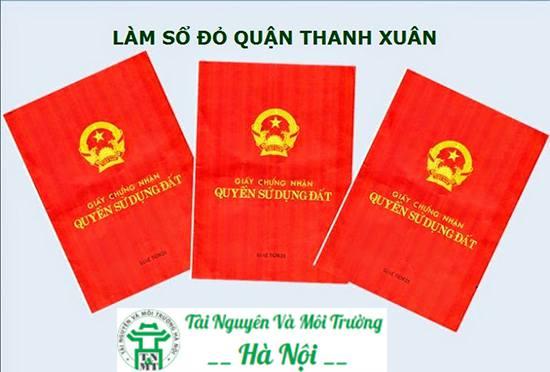Hỗ Trợ Làm Sổ Đỏ Quận Thanh Xuân Uy Tín