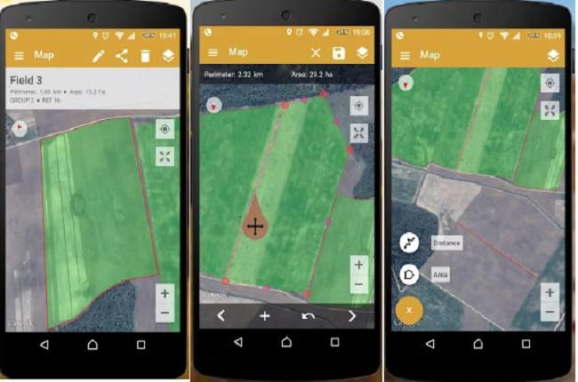 GPS Fields Area Measure - Phần Mềm Đo Diện Tích Đất Bằng Điện Thoại