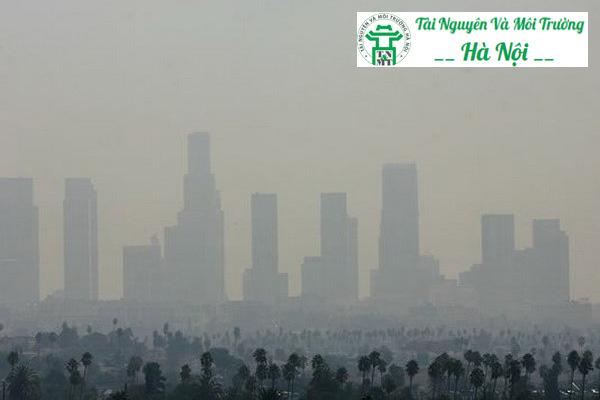 Bang California đứng đầu nước Mỹ về mức độ không khí nhiễm bẩn