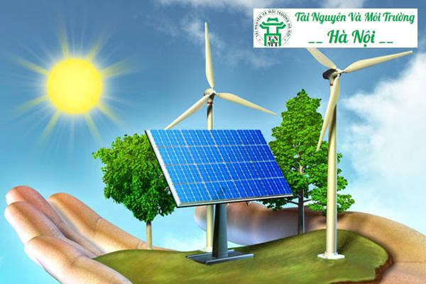 Sử dụng nguồn năng lượng sạch hạn chế gây khí thải