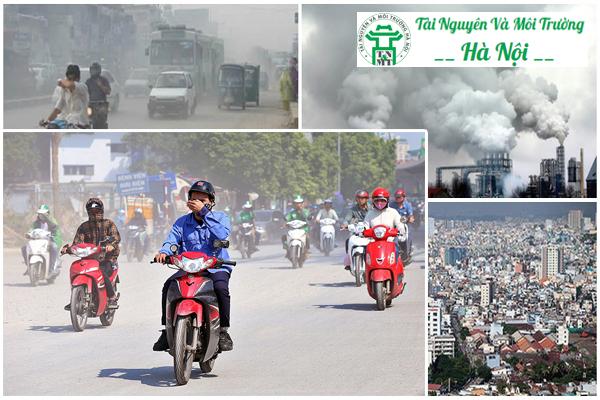Thực trạng ô nhiễm môi trường không khí ở Việt Nam và thế giới ngày nay