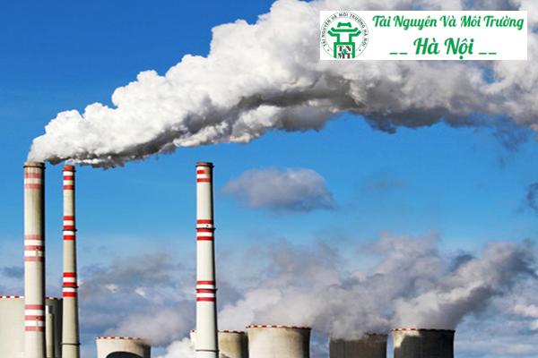 Khí thải là gì? Trong không khí gồm các loại khí thải độc hại nào?