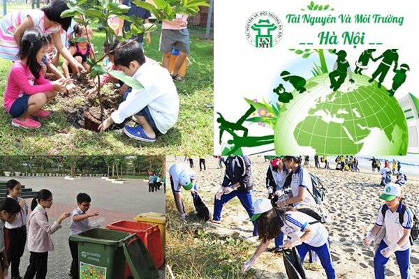Học sinh cần làm gì để bảo vệ môi trường sống xung quanh chúng ta?